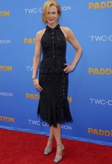 Nicole Kidman Improves Her Red-Carpet Game for the LA Paddington Premiere