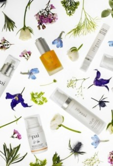 Organic Skincare for Sensitive Skin from Pai
