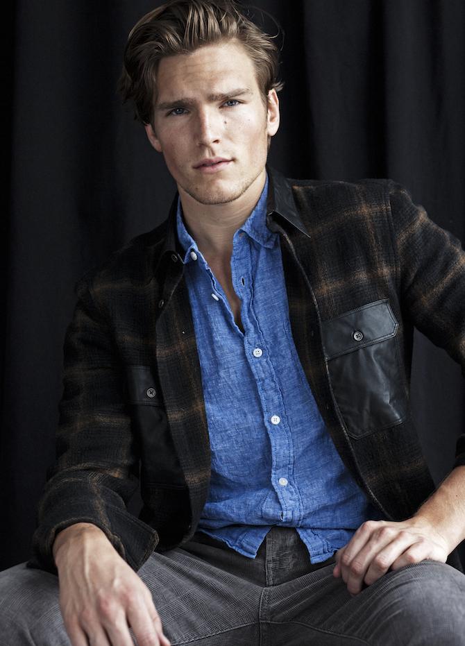 Ryan Mertz; Image: Mother Model Management