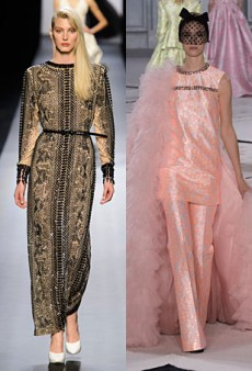 Paris Haute Couture Fashion Week Spring 2015 Hits and Misses (Forum Buzz)