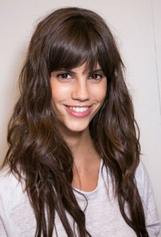 How to Master an At-Home Bang Trim