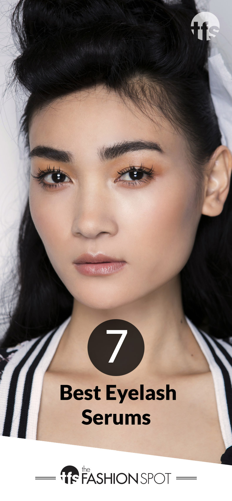The 7 Best Eyelash Serums To Try Right Now Thefashionspot