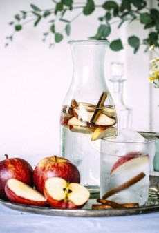 How to Make H2O More Interesting: 10 Flavored Water Recipes You'll Love