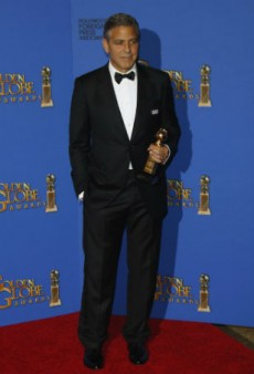 Here's Where You've Seen George Clooney's Golden Globes Tux Before