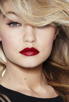 Model Gigi Hadid Named New Face of Maybelline