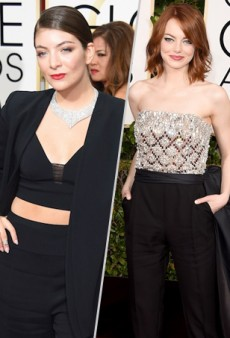 The 10 Best Dressed Stars at the 2015 Golden Globes