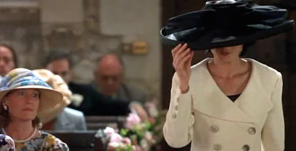 Four Weddings and a Funeral; Image: Getty