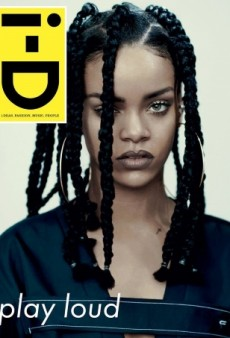 Rihanna Stars on i-D's Perfectly Styled Pre-Spring 2015 Cover (Forum Buzz)