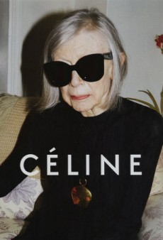 Surprise! Celine's Latest Campaign Star Is Joan Didion