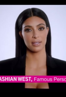 Watch: Kim Kardashian's T-Mobile Commercial Is Hilarious