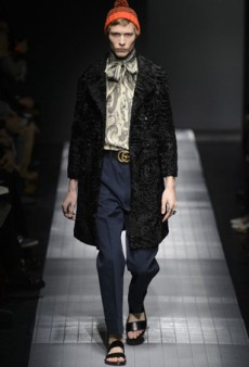 Milan Men's Fashion Week Fall 2015 Hits and Highlights