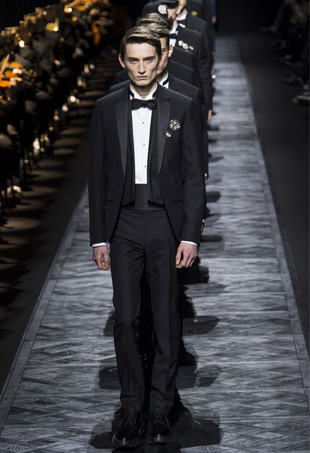 Dior Homme; Image: IMaxTree
