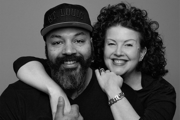 Jeff and Mary Clarke; Image: Mother Model Management