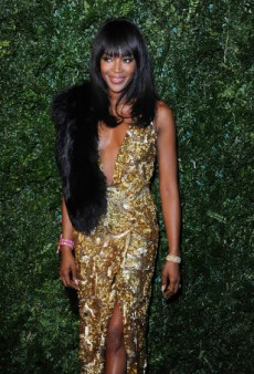 Naomi Campbell to Open LFW with a Fashion For Relief Event