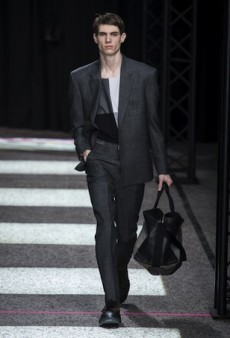Paul Smith Men's Fall 2015 Runway