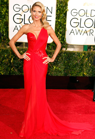 Heidi Klum; Image: Getty