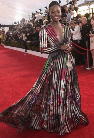 Lupita Nyong'o'; Image: Getty