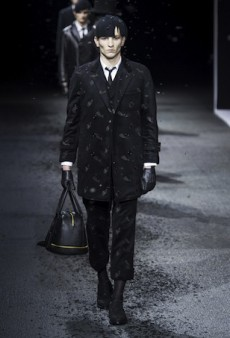 Thom Browne Men's Fall 2015 Runway