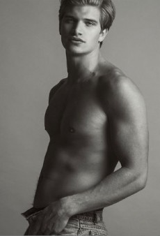 Rosie Huntington- Whiteley's Hot Brother Is Modeling Now