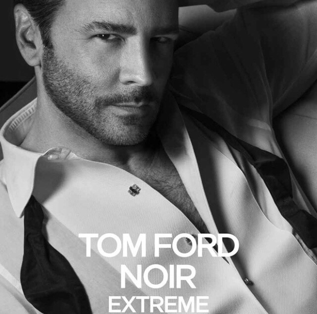 Ad Campaign Tom Ford Noir Extreme