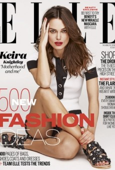 We're Happy to See Keira Knightley on ELLE UK's March Cover, but… (Forum Buzz)