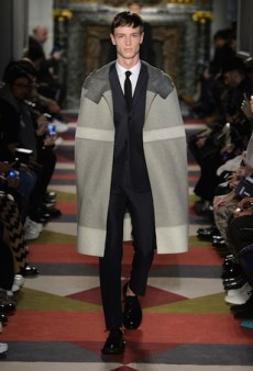 Valentino Men's Fall 2015 Runway