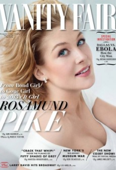 Mario Testino Fails to Capture Rosamund Pike in the Best Light for Vanity Fair (Forum Buzz)