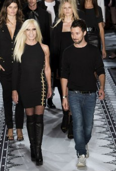 Anthony Vaccarello Is the New Creative Director for Versus