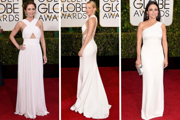 Emily Blunt, Kate Hudson, Julia Louise-Dreyfus; Image: Getty