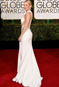 The Best White Gowns at the 2015 Golden Globe Awards