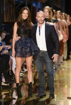 Alex Perry Will Take the Bench for Australian Fashion Week in 2015