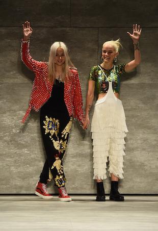 VFILES - Runway - Mercedes-Benz Fashion Week Fall 2015