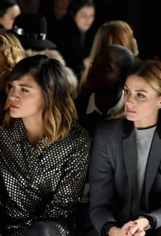 Who Sat Front Row for the Australian Designers at New York Fashion Week?