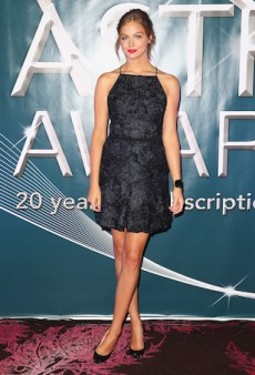 Dark and Moody Get-Ups for 2015 ASTRA Awards Nominations