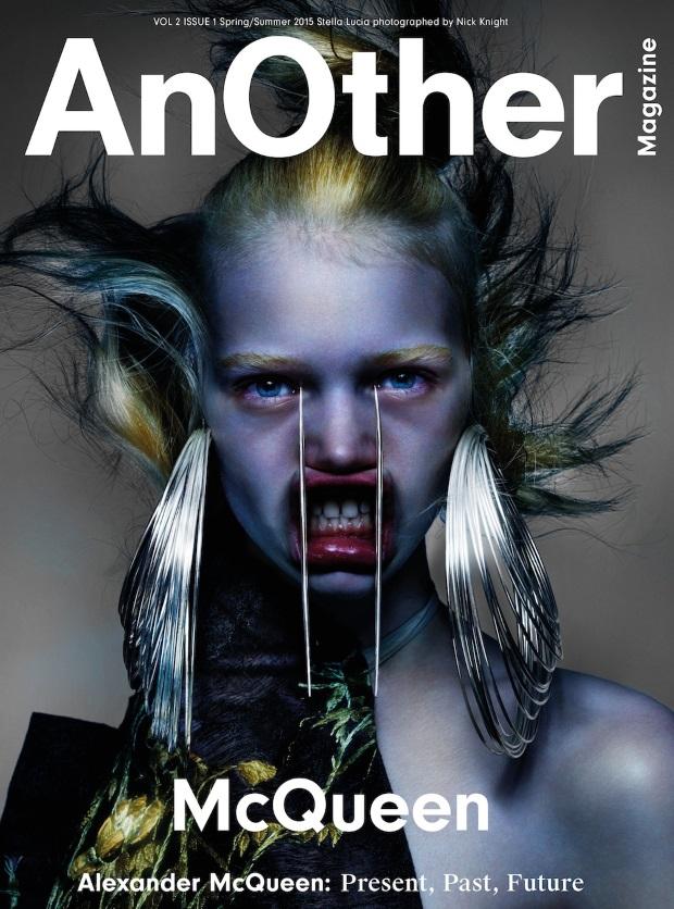 AnOther Magazine Spring 2015 Alexander McQueen