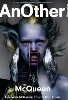AnOther Magazine Dedicates Spring 2015 Issue to Alexander McQueen (Forum Buzz)
