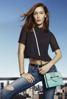 Bella Hadid Fronts Botkier's Spring Campaign
