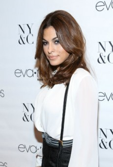 Eva Mendes Is Launching a Cosmetics Line