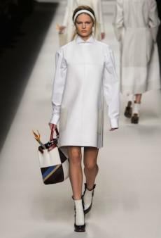 Fendi Fall 2015 Runway