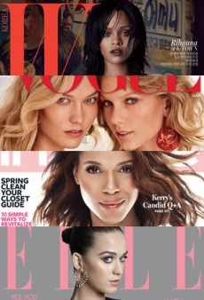 The Glossies: All the March 2015 Covers We Loved and Hated