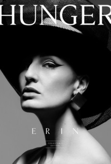 We Are Loving Erin O'Connor on the Cover of Hunger Magazine (Forum Buzz)