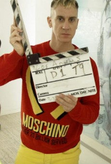 Jeremy Scott Filmed a Documentary About His Life