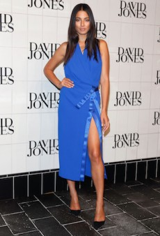 The Best of the David Jones Autumn 2015 Fashion Launch Red Carpet