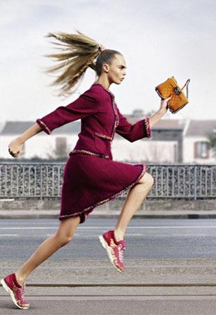 Chanel Spring 2015 Ad