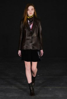 Thomas Tait Fall 2015 Runway