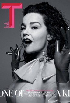 We're Head Over Heels for Björk on T Magazine's Spring Cover (Forum Buzz)