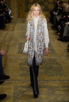 Tory Burch Fall 2015 Runway