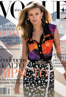 Vogue Mexico's March Cover Disappoints (Forum Buzz)