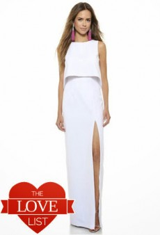 Thigh-Split Maxi Dresses: The Love List
