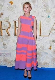 Aussie Celebs Join Cate Blanchett for the 'Cinderella' Sydney Premiere